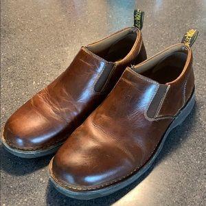 Dr. Martens slip on loafers